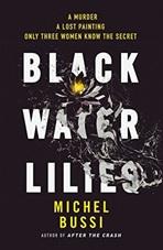 black-water-lilies