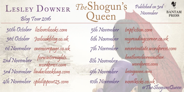 the-shoguns-queen-blog-tour-banner