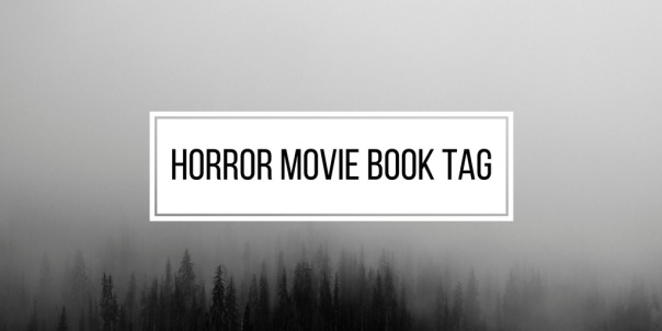 horror movie book tag