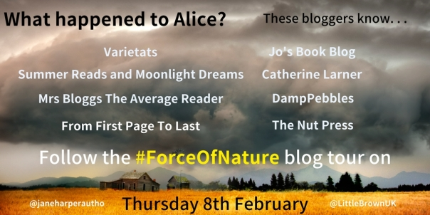 Force of nature 8 Feb
