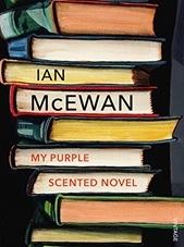 my purple scendted novel