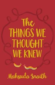 The Things We Thought We Knew - eBook Cover