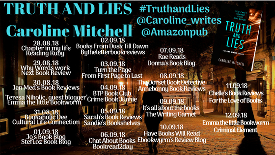 truth and lies tour banner