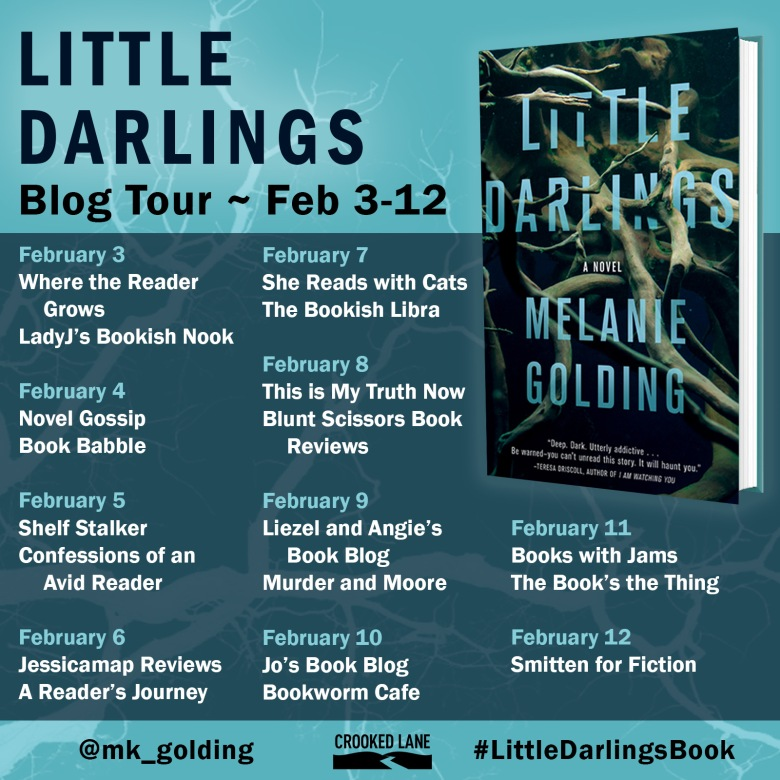 Little Darlings Blog Tour