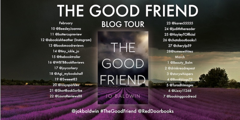 the good friend tour