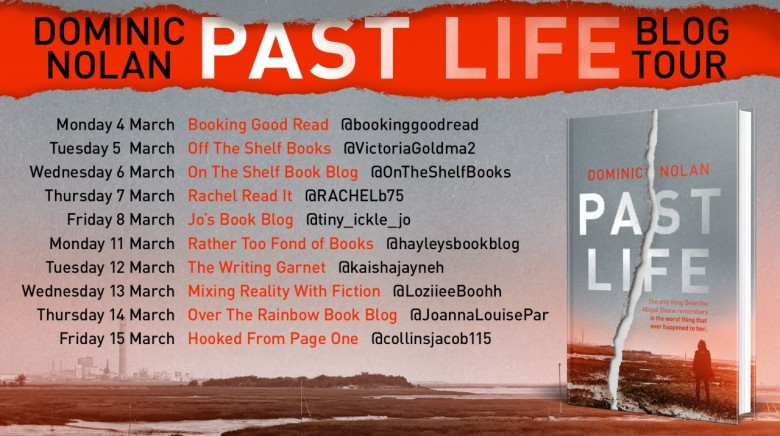 Past Life Blog Tour Poster