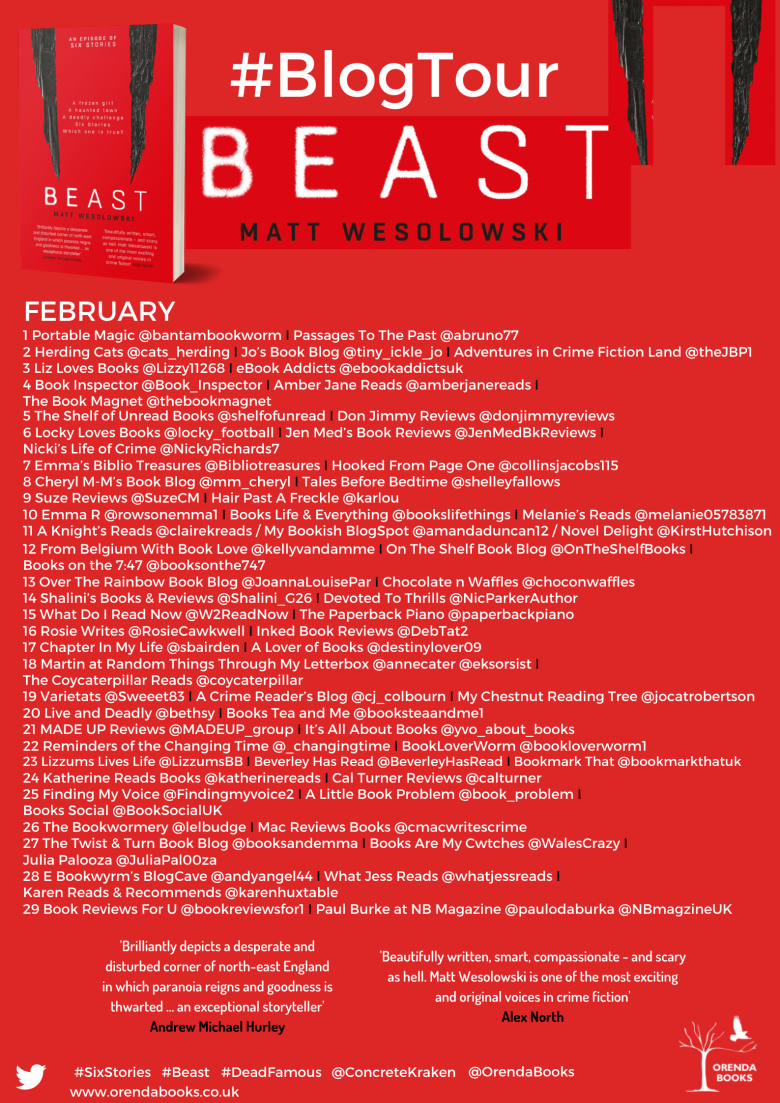 FINAL Beast BT Poster